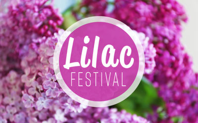 Lilac Festival Booth 2019